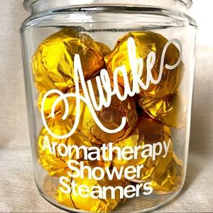 Aromatherapy Shower Steamers - Awake - 3 Steamers